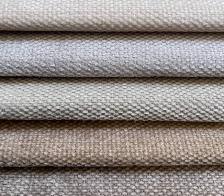 Stunning Chenille Fabric for Sofa Wholesale Woven Fabric WD20055A