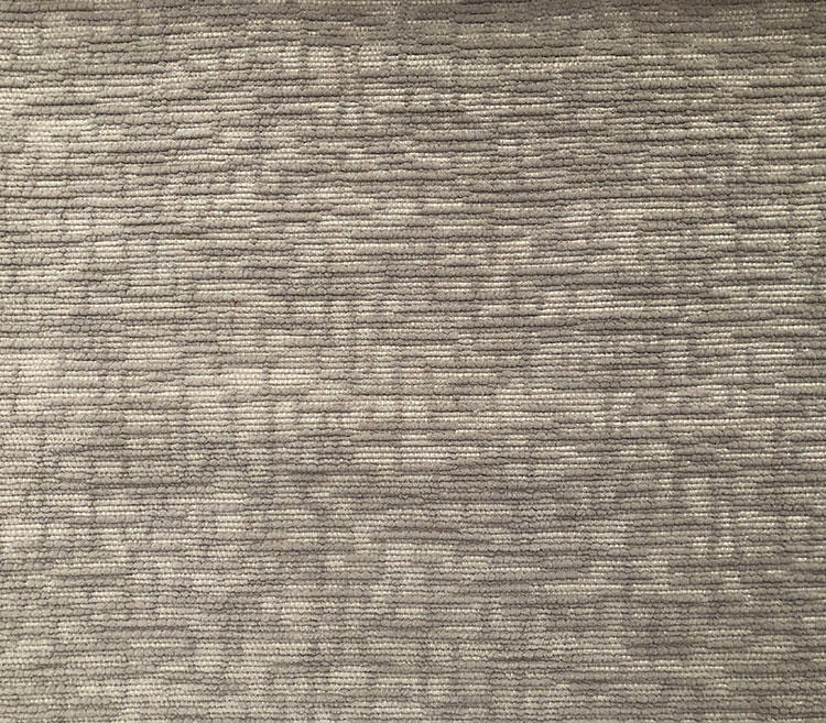 Distinctive Plush Geometric Chenille Woven Upholstery Fabric Wholesale LT17021C