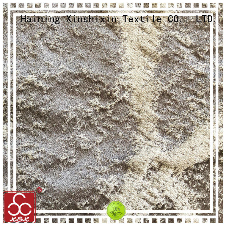 XSX high-quality tapestry upholstery fabric company for Bedding