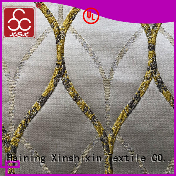 XSX custom white linen drapery fabric for business for Curtain