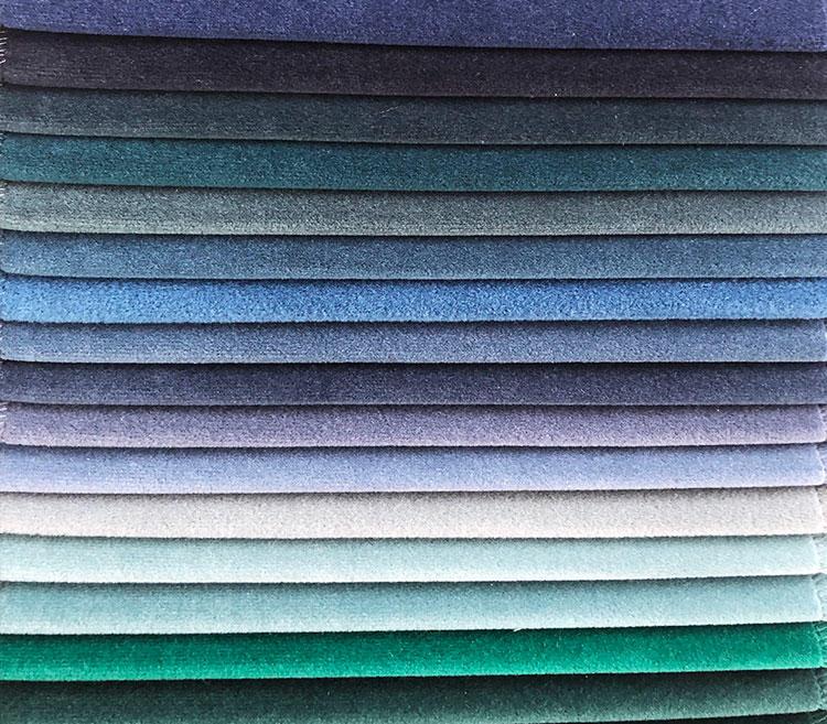 Australian Wool-Like Luxury Velvet Fabric By The Yard WD19056A