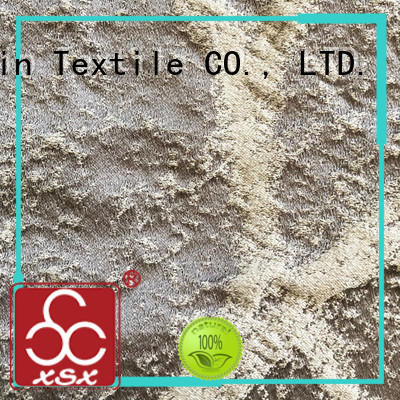 XSX softtouching jacquard textile manufacturers for Home Textile